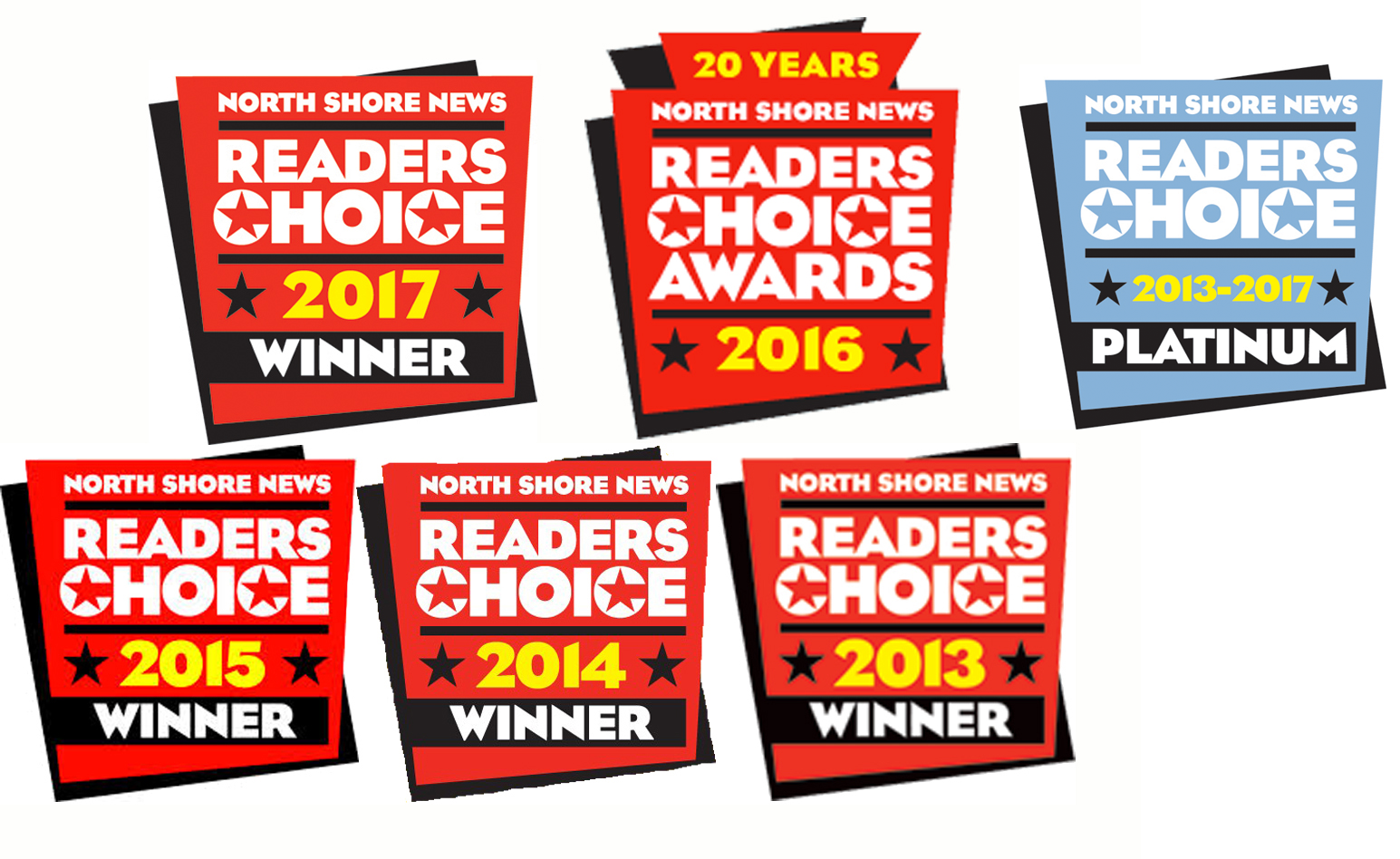 North Shore News Readers Choice
